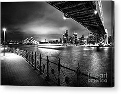 New South Wales Acrylic Prints