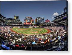 New York Mets Acrylic Prints