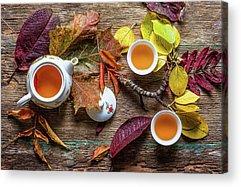 Tea Pot Acrylic Prints