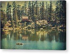 South Lake Tahoe Acrylic Prints