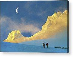 Mt. Hood Acrylic Prints