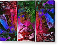Payers Digital Art Acrylic Prints
