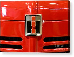 Tractor Pull Acrylic Prints