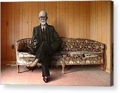 Freud Acrylic Prints