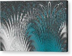 Ben Gertsberg Digital Art Acrylic Prints