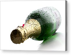 Sparkling Wines Photographs Acrylic Prints