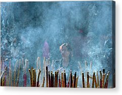Traditional Chinese Medicine Acrylic Prints