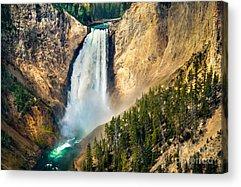 Designs Similar to Yellowstone Lower Waterfalls