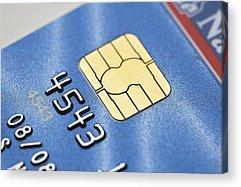 Debits And Credits Acrylic Prints