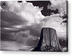 Devils Tower Acrylic Prints