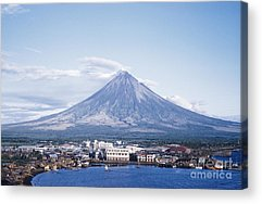 Mayon Acrylic Prints
