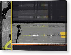 Runner Acrylic Prints