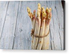 Asparagus Acrylic Prints