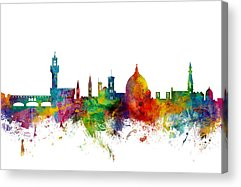 Florence Acrylic Prints