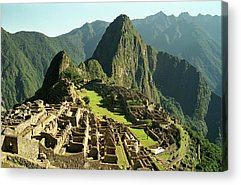 Andes Acrylic Prints