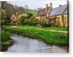 Lower Slaughter Acrylic Prints