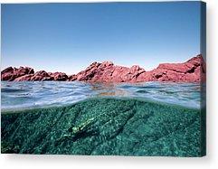 Ocean Acrylic Prints