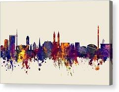 Bremen Acrylic Prints