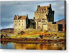 Scottish Highlands Acrylic Prints