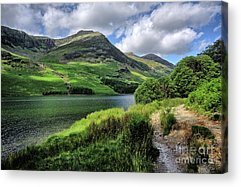 Lake District Acrylic Prints