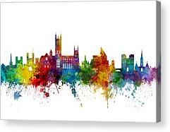 Canterbury Acrylic Prints