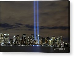 Beam Of Light Acrylic Prints