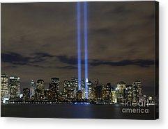 Ground Zero Acrylic Prints