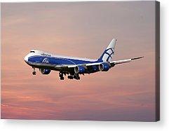 Cargo Plane Acrylic Prints