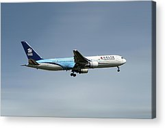 Delta Air Lines Acrylic Prints