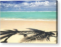 Beach Resort Acrylic Prints