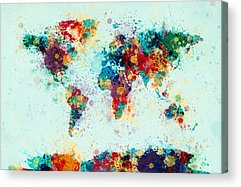 Colourfull Acrylic Prints