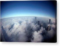 High Tower Acrylic Prints