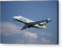 Air Canada Acrylic Prints