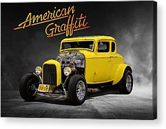 1932 Ford Acrylic Prints