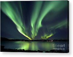 Night Acrylic Prints