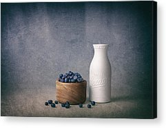 Blueberry Acrylic Prints