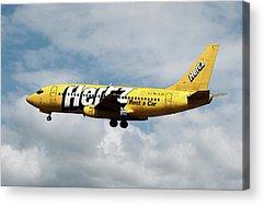 Ryanair Acrylic Prints