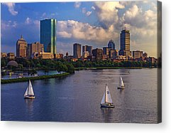 Massachusetts Photographs Acrylic Prints