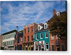 Fells Point Baltimore Acrylic Prints