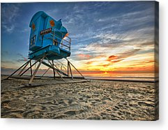 Tide Acrylic Prints