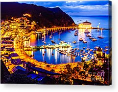Avalon Acrylic Prints