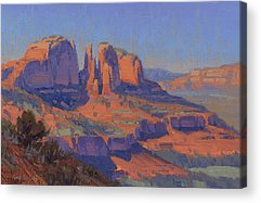 Cathedral Rock Acrylic Prints