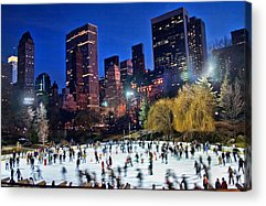 Central Park Acrylic Prints