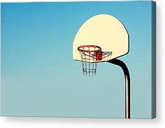 Hoop Acrylic Prints