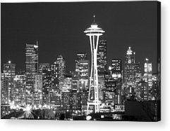 Washington Acrylic Prints