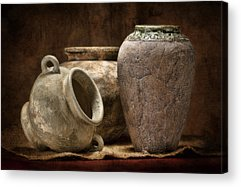 Stoneware Acrylic Prints