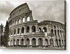 Rome Acrylic Prints