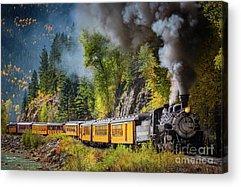 Western Photographs Acrylic Prints