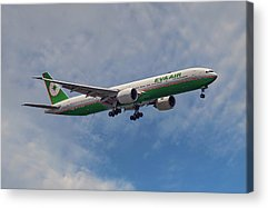 Airliner Acrylic Prints