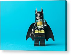 Batman Acrylic Prints